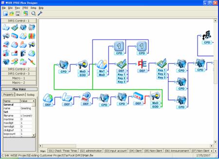 互动语音应答系统解决方案